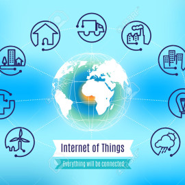 Directory Information and Name Services for Internet of Things ant their implementation in CESNET network in CR