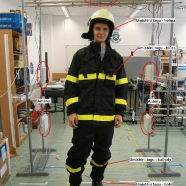Aplikace RFID technologie při evidenci výstroje hasičů