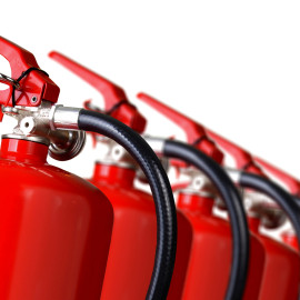Innovation of fire protection means revisions with the use of automatic identification technology