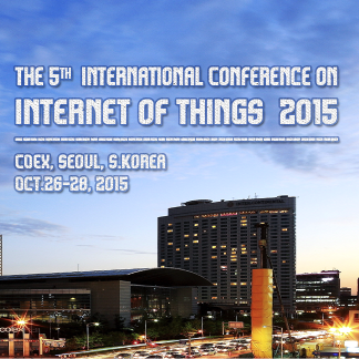 Pozvánka – The 5th International Conference on the Internet of Things