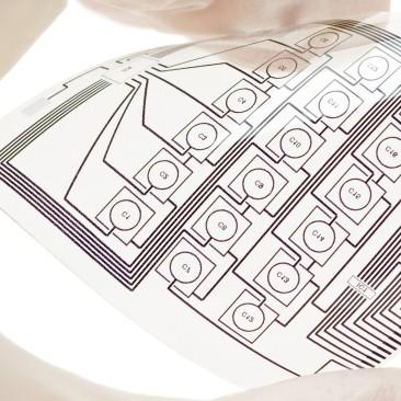 Prototyp chytré plastové fólie pro automatickou identifikaci