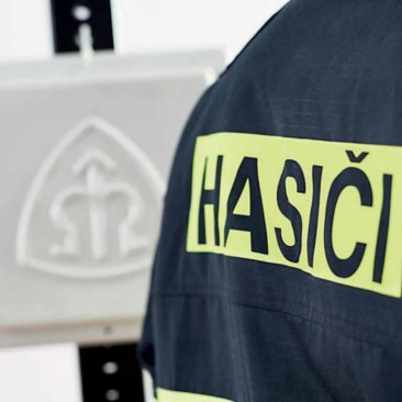 Development of identification system, RFID based technology system for control and evidence of protective equipment for Czech Republic fire department