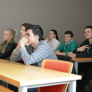 Prezentace studijních oborů Institutu ekonomiky a systémů řízení