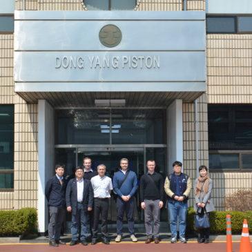 """Návštěva """"Smart Factory"""" v korejském městě Ansan"""