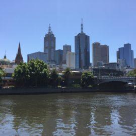 Služební cesta Austrálie 2017
