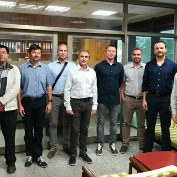 Návštěva na National Taiwan University of Science and Technology
